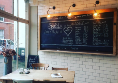 Instagram Jack Rabbits Kitchen