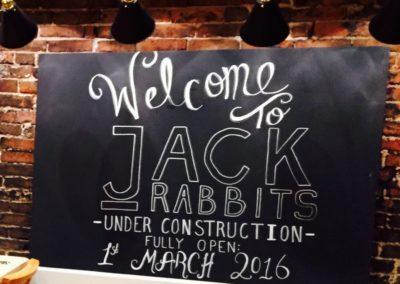 Images | Jack Rabbits Ashbourne Build