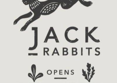 Press Release | Jack Rabbits Ashbourne Cafe Opens | 1st March 2016
