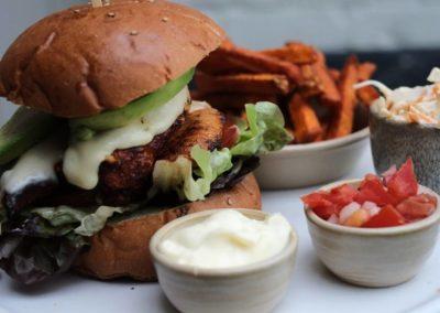 burger night ashbourne