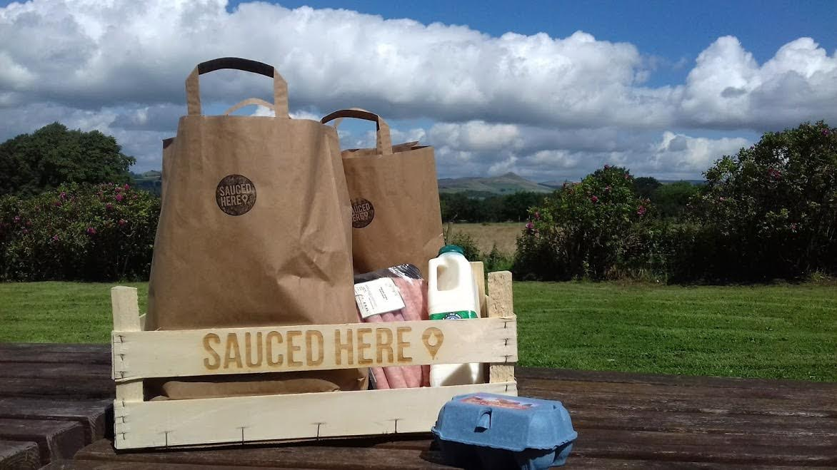 Local Produce in The Peak District