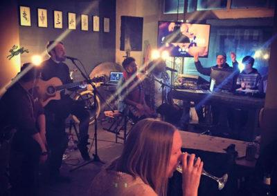 Jack Rabbits Acoustic Night